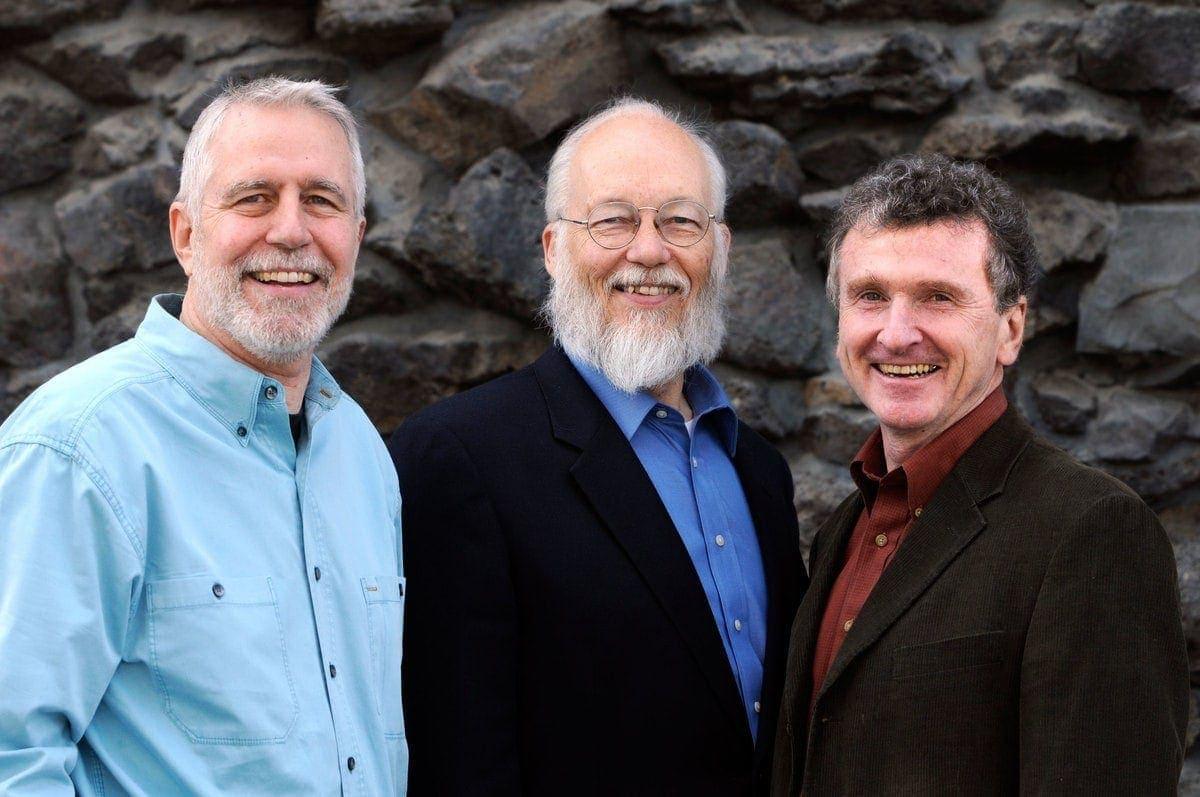 Kent Hoffman, Glen Cooper & Bert Powell